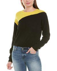 RTA Zane Cashmere Jumper - Yellow