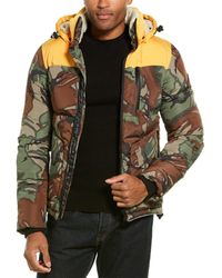 Superdry Expedition Coat - Yellow