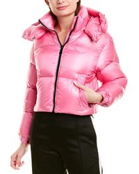 Duvetica Puffer Down Coat - Pink