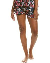 Kensie Pyjama Short - Black