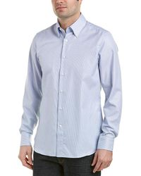 Canali - Slim Fit Dress Shirt - Lyst