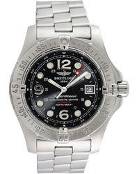 Breitling Breitling 2000s Men's Superocean Watch - Metallic