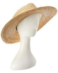 Hat Attack - Topless Sunhat - Lyst