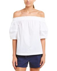 Laundry by Shelli Segal Top - White