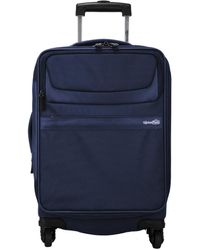 Genius Pack G3 22in Carry On Spinner - Blue