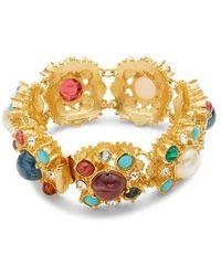 Ben-Amun - Ben-amun Crystal Bracelet - Lyst