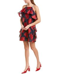 Badgley Mischka - Cocktail Dress - Lyst