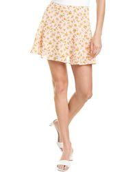 Sage the Label Isabel Mini Skirt - Pink