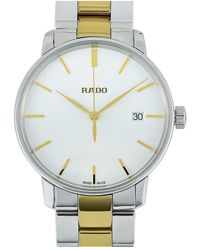 Rado Stainless Steel Watch - Multicolor