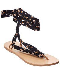 Matisse Oceano Sandal - Black