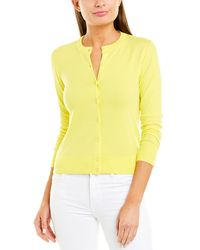 J.Crew Cardigan - Yellow