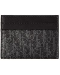on sale 1f8bb 26483 Canvas Card Holder - Black