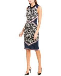 Vince Camuto Sheath Dress - Blue