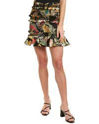 Petersyn Chandler Pencil Skirt - Black