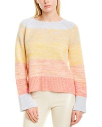Max & Moi Wool & Cashmere-blend Hoodie - Natural
