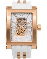 Aquaswiss Tanc Xg Watch - Metallic