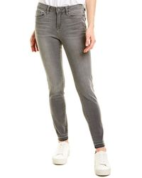 Vince Camuto Two By Released Hem Pant - Gray