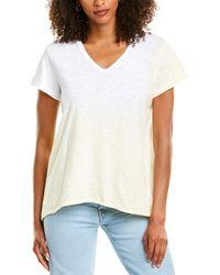 Wilt Shrunken Boyfriend T-shirt - Yellow