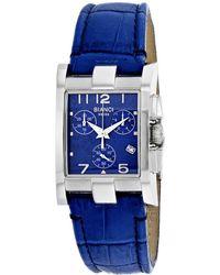 Roberto Bianci Women's Cassandra Watch - Blue