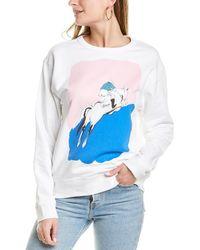 ESCADA Sweatshirt - White