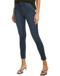 Joe's Jeans Joe?s Jeans The High-rise Coyote Skinny Ankle Cut Jean - Blue
