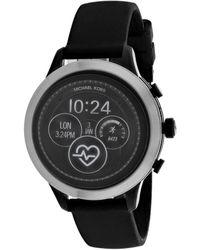 Michael Kors Access Runaway Watch - Black