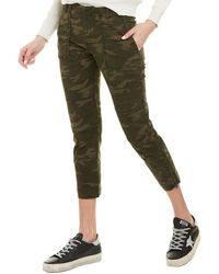 The Kooples Camouflage Pant - Green
