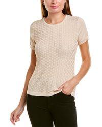 Karl Lagerfeld Textured Sweater - Pink