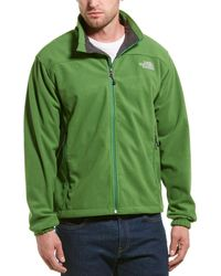The North Face Windwall 1 Jacket - Green