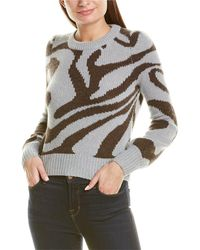 360cashmere Persia Cashmere Sweater - Blue