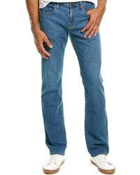 J Brand Kane Samir Straight Leg Jean - Blue