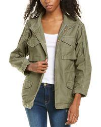 FRAME Denim Service Jacket - Green