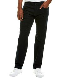 7 For All Mankind 7 For All Mankind Standard Deep Pacific Straight Leg Jean - Blue
