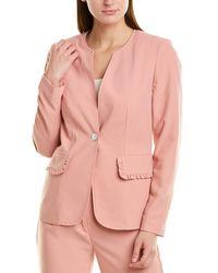Nanette Lepore Blazer - Pink