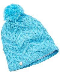 Spyder Women's Moritz Hat - Blue