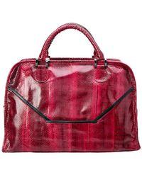 Beirn Large Ali Bag - Red