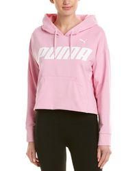 PUMA Modern Sport Hoodie - Pink