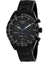 Tissot Prs 516 Watch - Black
