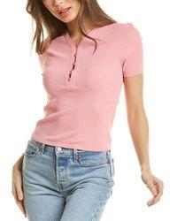 Club Monaco Zorley Sweater - Pink