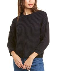 Velvet By Graham & Spencer Kyana Wool-blend Jumper - Multicolour
