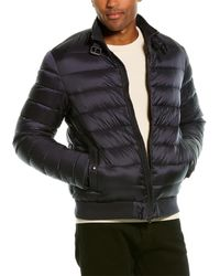 Belstaff Circuit Quilted Jacket - Blue