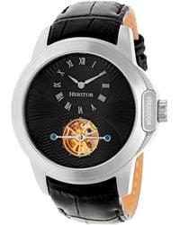 Heritor Men's Windsor Watch - Multicolour
