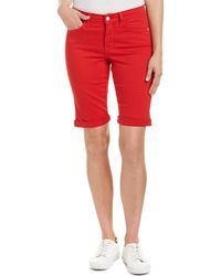 NYDJ - Briella Sweet Strawberry Short - Lyst