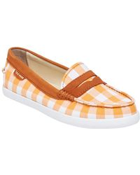 Cole Haan - Pinch Gingham Weekender Penny Loafer - Lyst