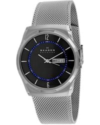 Skagen Aktiv Watch - Metallic