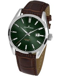 Jacques Lemans Derby Watch - Green