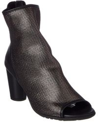 Arche - Leoiz Leather Heeled Sandal - Lyst