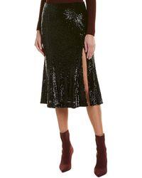 A.L.C. Braxton A-line Skirt - Black