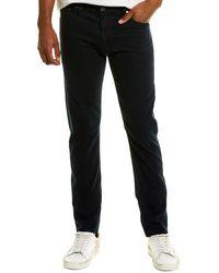 AG Jeans The Dylan Dark Wash Slim Skinny Leg - Black
