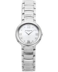 Baume & Mercier Baume & Mercier Promesse Watch - Metallic